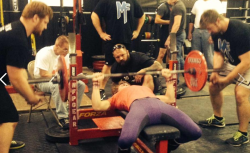 Bench Press Madtown